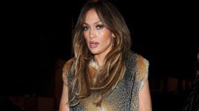 Jennifer Lopez lansuje prawdziwe futra. Popieracie to?