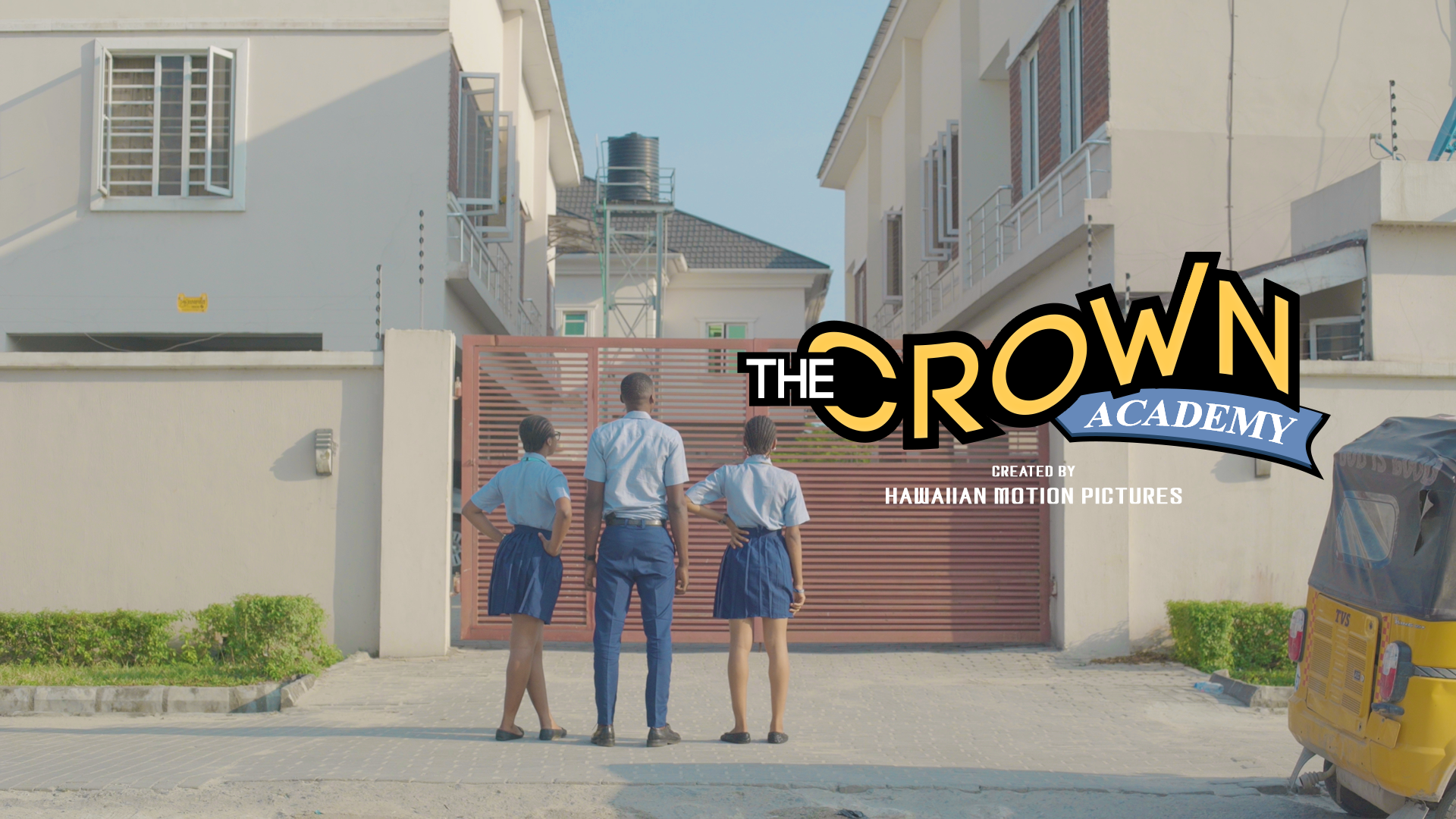 The Crown Academy - Season 1