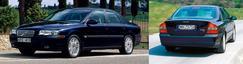 Prestiżowe dziesięciolatki: Volvo S80 (1998-2006)