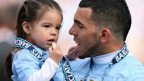 Znani piłkarze ze swoimi dziećmi