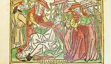 NAJVEĆA TAJNA VATIKANA Na papskom prestolu bila je jedna ŽENA