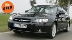 Trwałe auta z napędem 4x4 za 20 tys. zł - Top 5