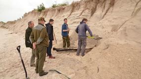 Gdańscy naukowcy badają zabytkowy wrak łodzi rybackiej