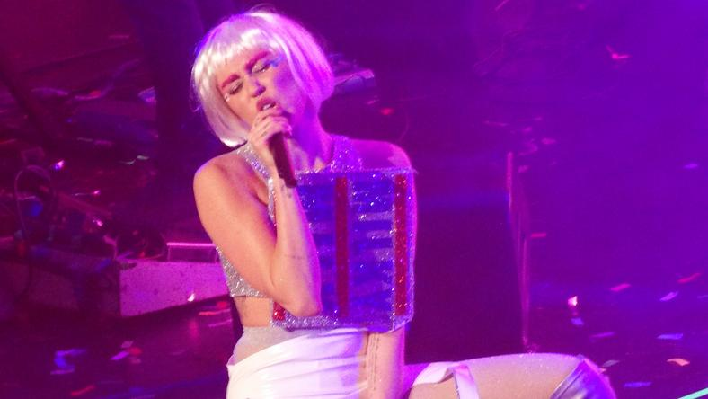 Miley csatlakozik a Voice zsűrijéhez /Fotó: Northfoto