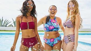 Naturalność modelek i zero retuszu w kampanii kostiumów kąpielowych