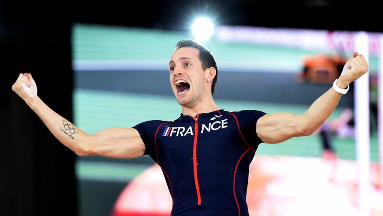 Renaud Lavillenie világbajnoki csúccsal nyert /Fotó: AFP