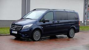 Mercedes Vito - bus dla wygodnickich... kierowców