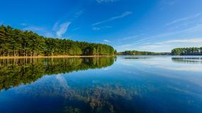 Na Mazurach coraz więcej jezior objętych strefą ciszy