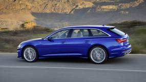Nowe Audi A6 Avant – dopracowane kombi