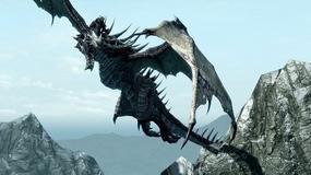 Skyrim: Dragonborn - złap sobie smoka i wzbij się na nim ponad szczyty gór Skyrim... a dolecisz do samego mroźnego Morrowind