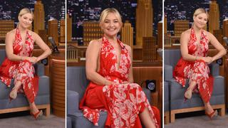 Best look: Kate Hudson w sukience Fendi