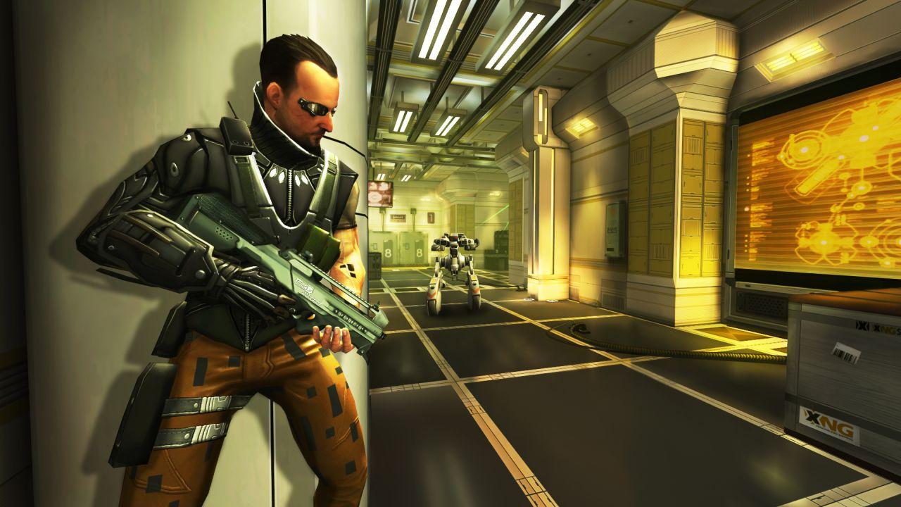 ���� ������ ������ : Deus Ex: The Fall v0.0.30 ����� �����