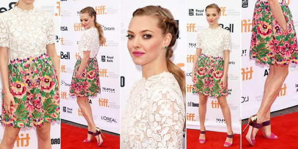 BEST LOOK: Amanda Seyfried w Valentino
