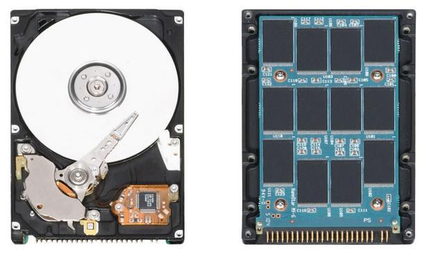 Dyski HDD i SSD