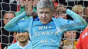 Internauci skomentowali odpadnięcie Arsenalu z LM - memy