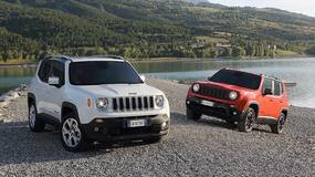 Jeep Renegade za 69,9 tys. zł