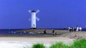 Polska - Świnoujście - miasto na wyspach