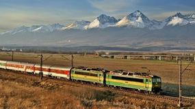Słowacja: darmowe pociągi również dla Polaków