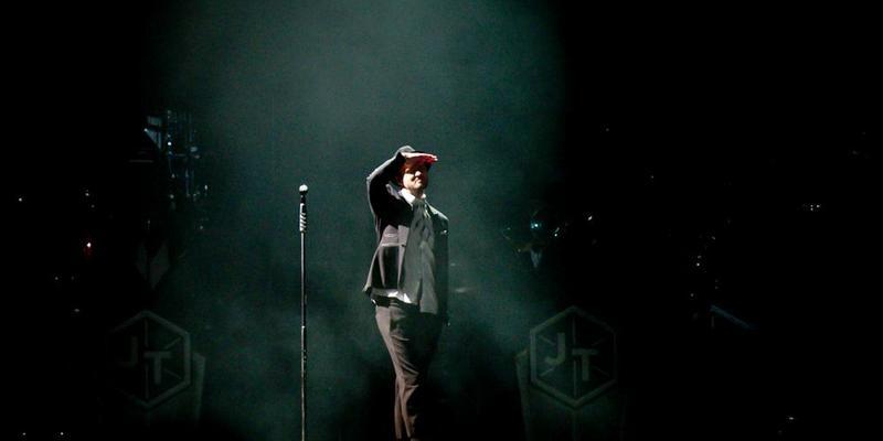 Justin Timberlake w Polsce. Zdjęcia z koncertu w Gdańsku na PGE Arenie