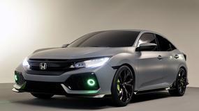 Honda Civic: Ufo wersja 3.0