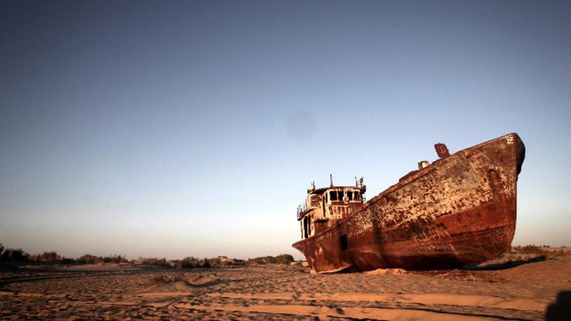 """Zagłada Morza Aralskiego - """"Może morze wróci"""""""