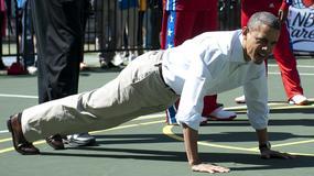 Barack Obama ma krzepę