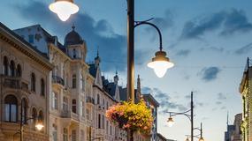 Najdroższe ulice handlowe w Polsce w 2013 r.