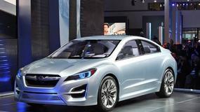 Ten koncept zaprezentuje Subaru w Genewie