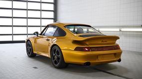"""Porsche po 20 latach reaktywuje legendarną """"911"""""""