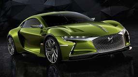 DS planuje sportowe auto z napędem hybrydowym