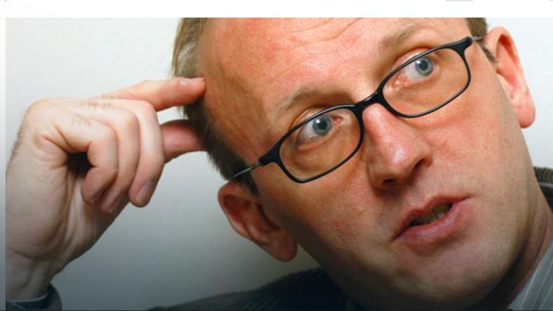 Artur Barciś, jeszcze przed emeryturą na którą chce wysłać go Jerzy Zelnik..., fot. screen z polskieradio.pl