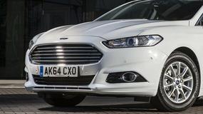 Ford wykorzystuje CO2 do produkcji plastików