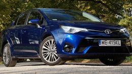 Czytelnicy testują nową Toyotę Avensis
