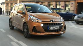 Hyundai i10 1.2 Style - poręczny i dynamiczny