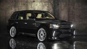 Range Rover Sport Mansory