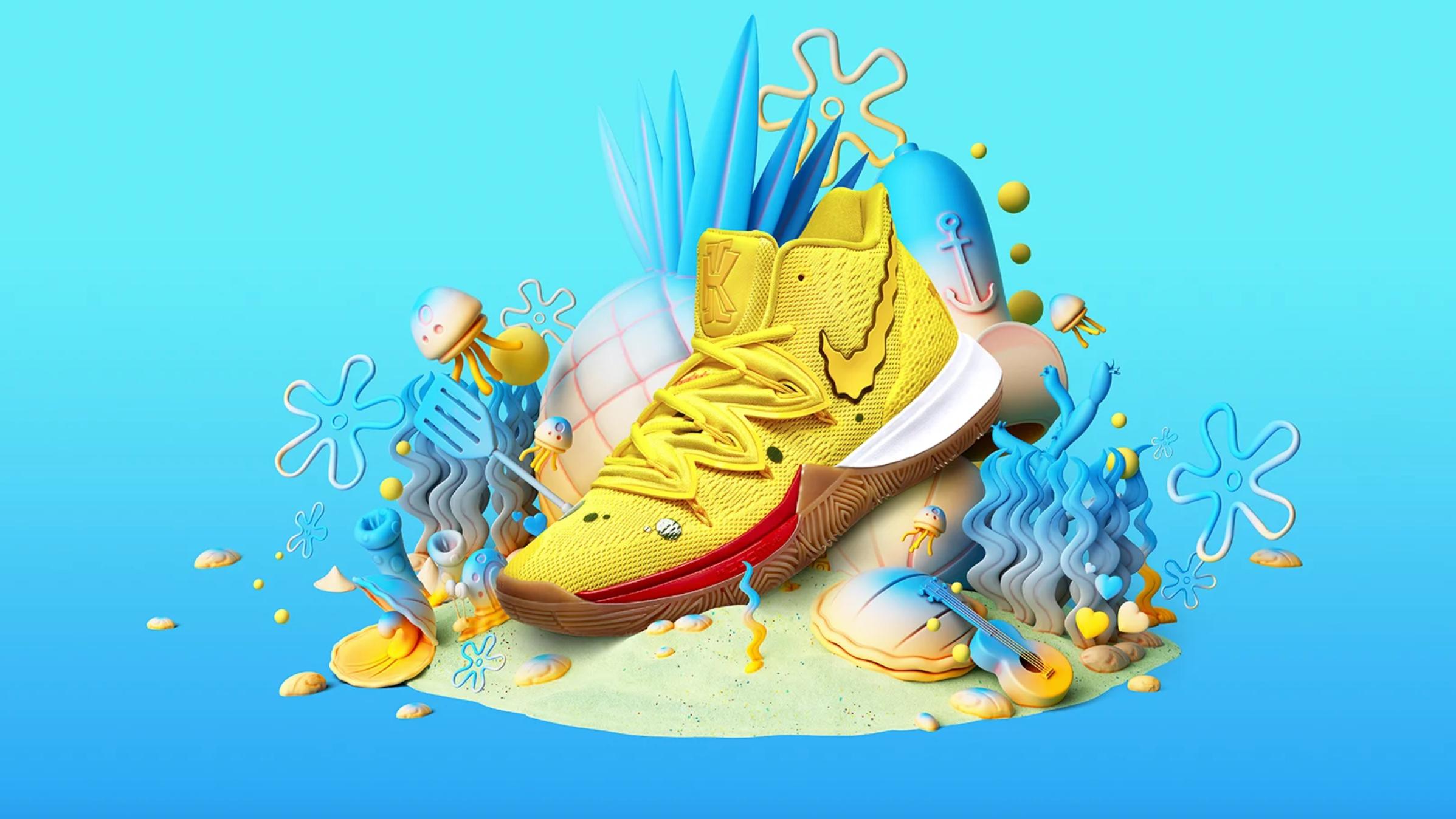 Nike zapowiada limitowaną edycję Kyrie 5 na 20. urodziny