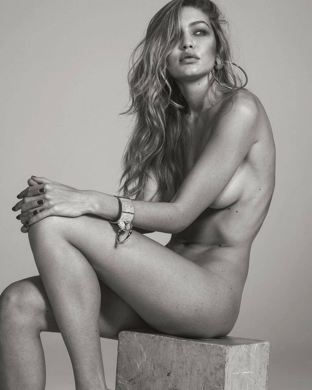 Gigi Hadid for Vogue Paris