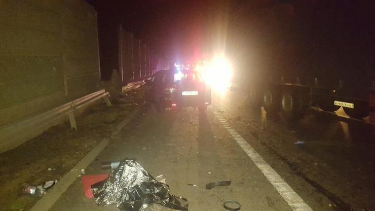 Három jármű ütközött/Fotó:Blikk