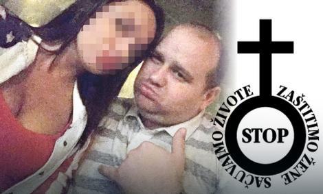 Novica Elek: Na slici se samo nazire nasilje u porodici