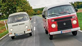 Volkswagen T2 - 46 lat i... wystarczy?