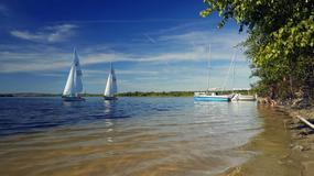 Gdzie na żagle i kajaki w Śląskim - aktywnie nad jeziorem
