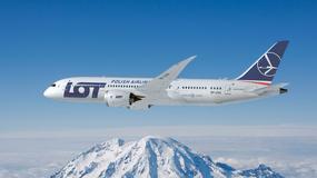 PLL LOT w styczniu przewiózł o 17%, a w lutym o 24%więcej pasażerów r/r