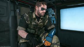 Metal Gear Solid V - porównanie grafiki na konsolach i PC