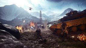 W Battlefield 4 spotkamy...Yeti
