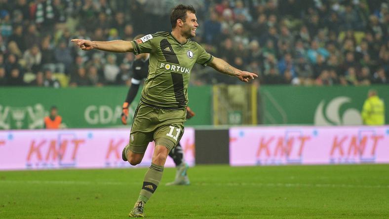Visszakerültünk az európai futballtérképre, újra kapósak a piacon a magyar játékosok/ Fotó: Legia Warszava Facebook