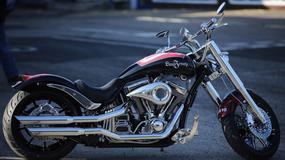 Motocykl zaprojektowany przez Rooneya