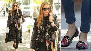 Best Look: Olivia Palermo z modnymi akcesoriami