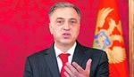 Vujanović: Policija nije prekinula protest već nasilje na protestu
