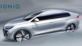 Hyundai IONIQ - już wkrótce nowy kompakt