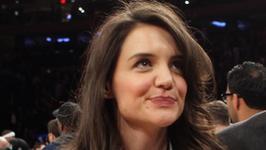 """Katie Holmes chce wystąpić w filmie """"Pięćdziesiąt twarzy Greya"""""""